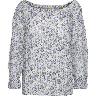 Noomi bluse - Small flower print