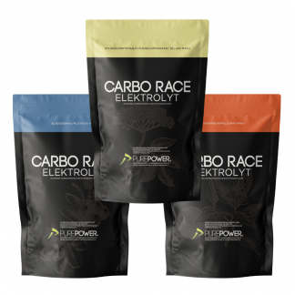Mix 3 kg. Carbo Race Elektrolyt