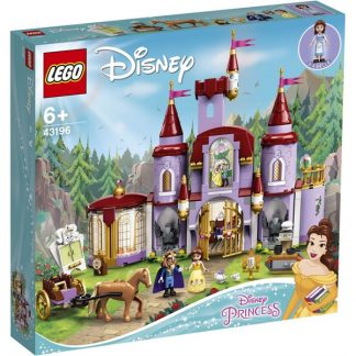 Belle and the Beast's Castle - 43196 - LEGO Disney Princess