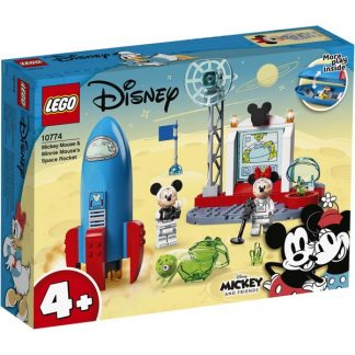 Mickey Mouse og Minnie Mouses rumraket - 10774 - LEGO Mickey & Friends