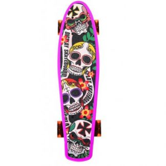 Nils Extreme Pennyboard Crude Mexican