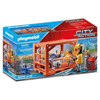 Containerproducent - PL70774 - PLAYMOBIL City Action