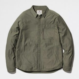 Flexible Insulated Shirt Olive