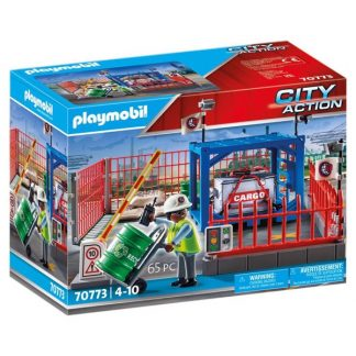 Lager - PL70773 - PLAYMOBIL City Action