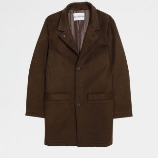 Bankers Trench Army Wool